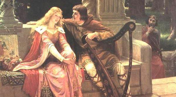 Amor cortese: l'amore nel Medioevo e i suoi rituali