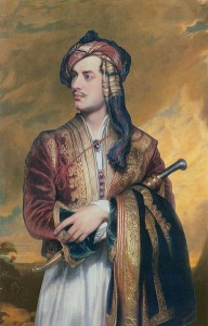 Thomas Phillips - Lord Byron in abito albanese