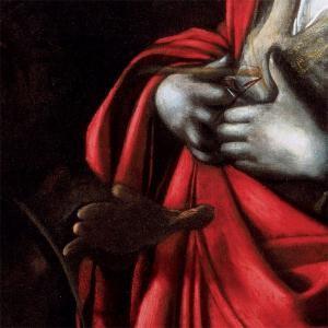Caravaggio - Martirio di sant'Orsola (4)