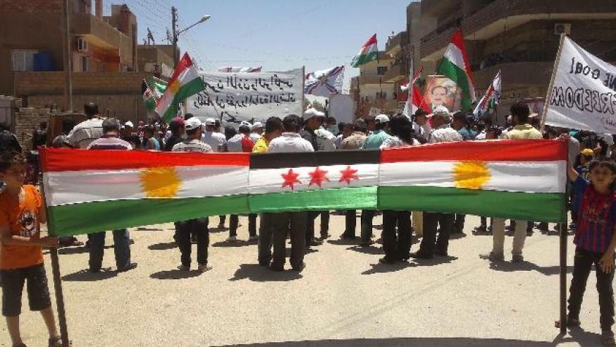 Maniefestazione in Siria