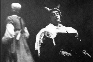 Peppe Barra in La gatta Cenerentola di Roberto De Simone Giambattista Basile