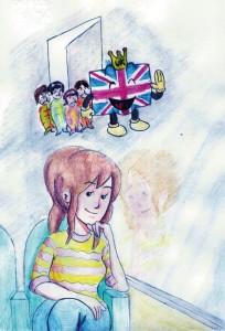 Fumetti Fatti Alice in Queen's Land