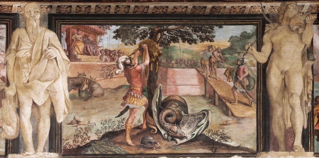 Giasone, argonautiche
