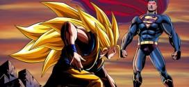 Superman vs Goku: uno scontro impari