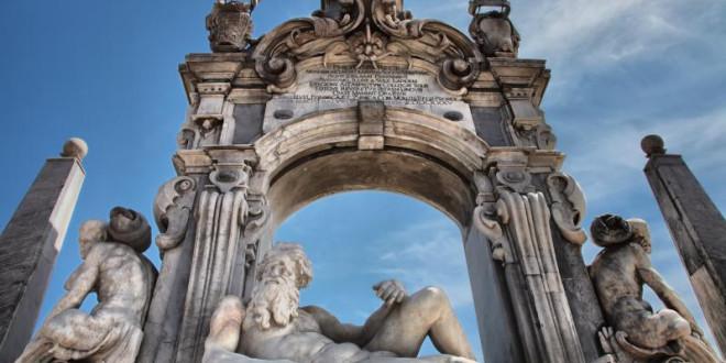 La Fontana del Sebeto: la storia e il significato mitologico