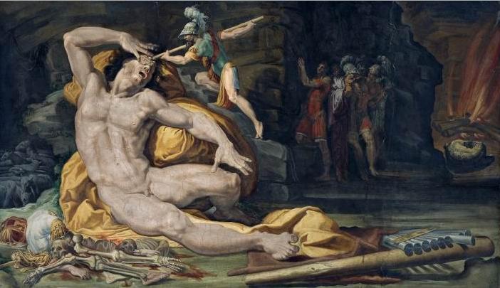Odissea, Ulisse