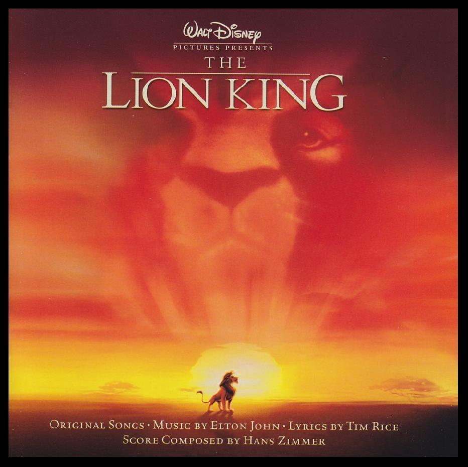 Elton john e il re leone musica magia disney lacooltura