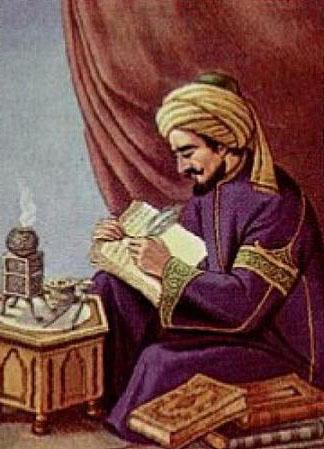 Al-Kindi, a noi noto con il nome latino Alchindus