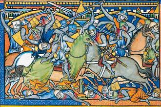 crociata2 assedio di antiochia