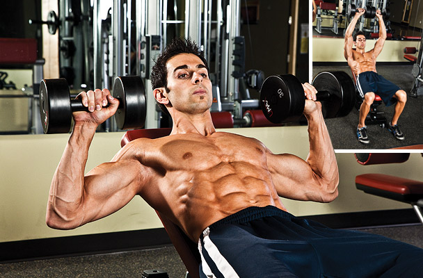 dumbbell-incline-chest-press-gympaws-weightlifting-gloves-chest-and-back-workout