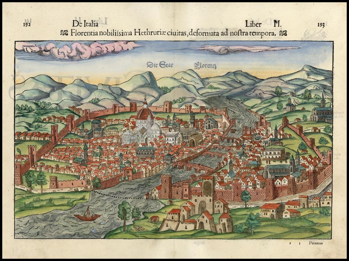 Umanesimo scienza lettere ed evasione fiscale lacooltura for Firenze medievale