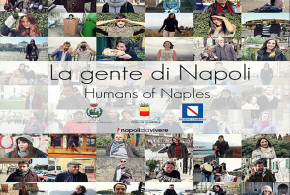 Intervista a Vincenzo De Simone: Humans of Naples