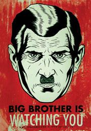 distopia 1984 big brother