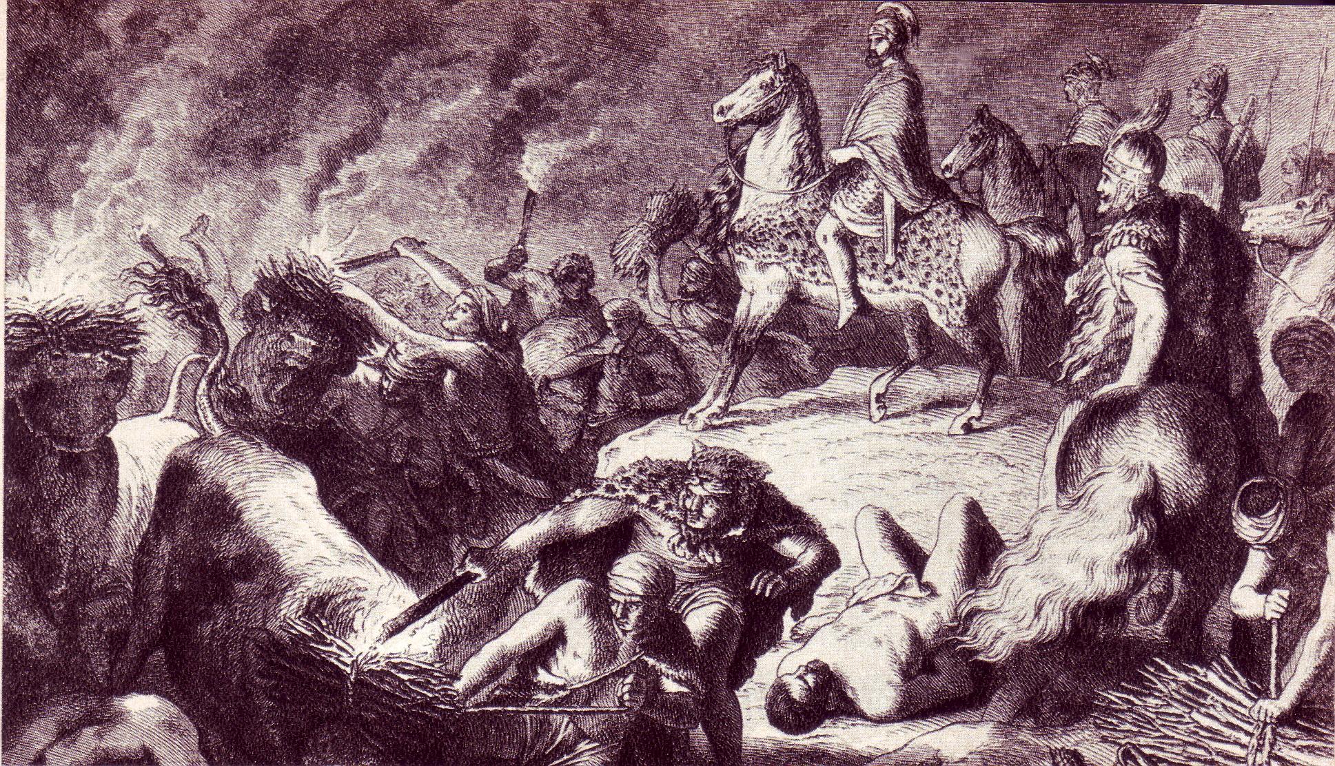 Africa di Petrarca
