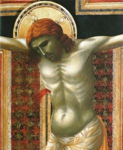 crocifissione nell'arte giotto