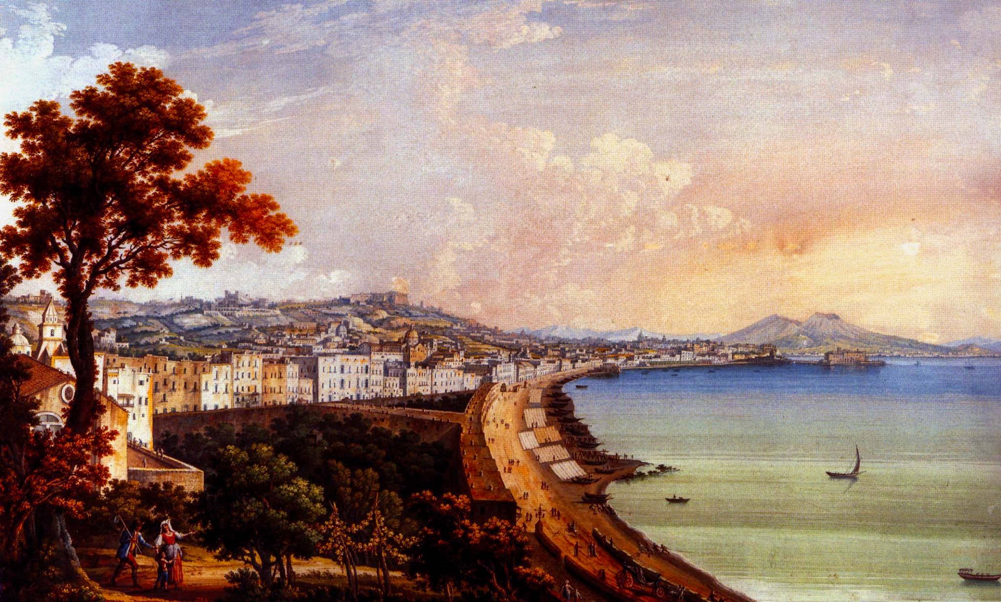 Poesie su Napoli