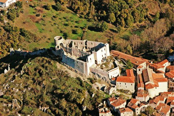 Castello Caracciolo - Brienza