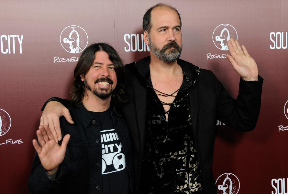 dave grohl novoselic