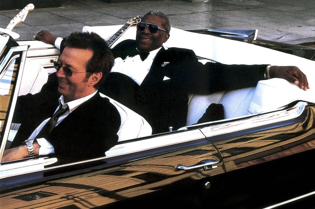 B.B. King ed Eric Clapton