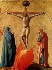 La Crocifissione di Masaccio