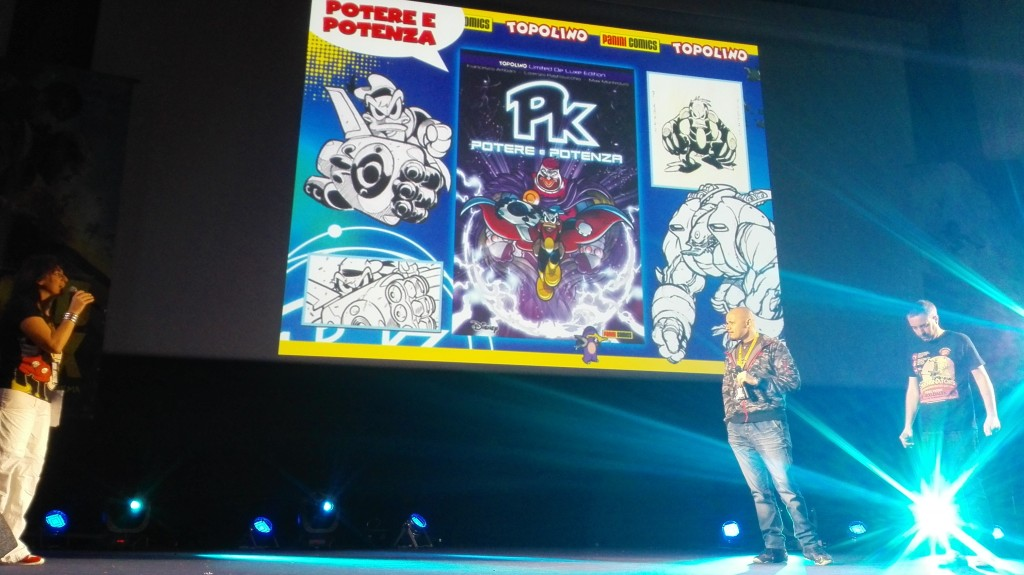pkers potere potenza
