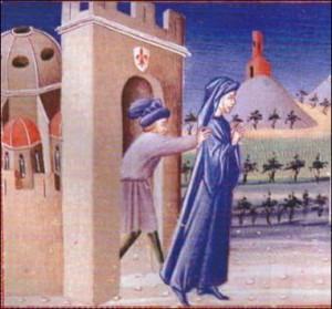 esilio di Dante