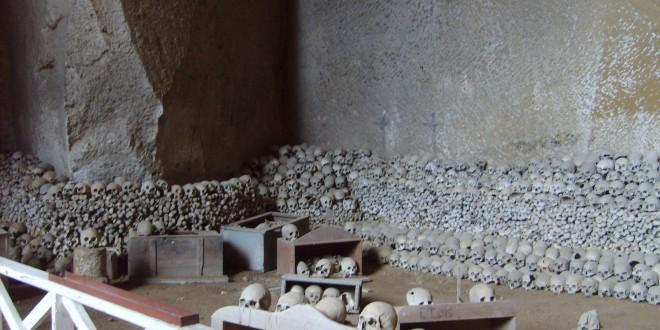 Cimitero delle Fontanelle: fede e superstizione
