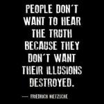 su verità e menzogna su verità e menzogna