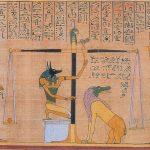 scrittura egizia piramidi