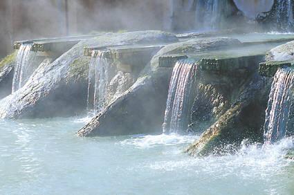 Cosa sono le acque termali