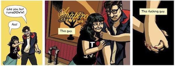 Suzie e Jon, i protagonisti della serie