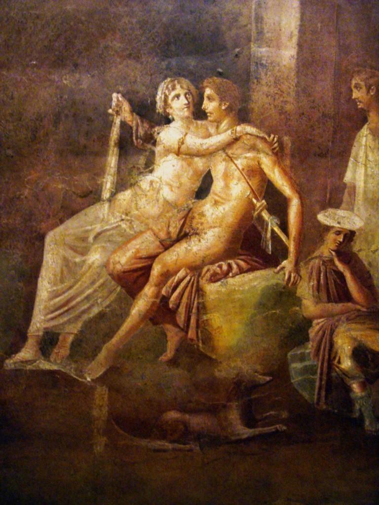 Iliade ed Eneide enea eroi omerici