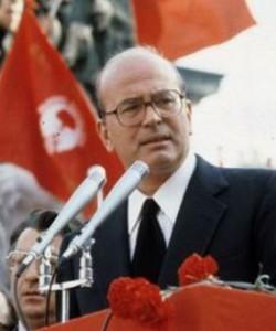 Craxi Berlinguer