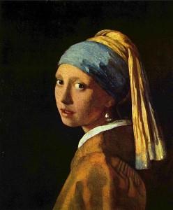 Vermeer la ragazza con l'orecchino di perla