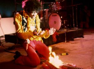 Jimi Hendrix Monterey