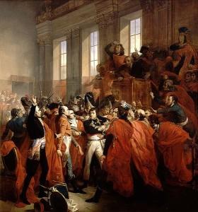 Napoleone 18 brumaio