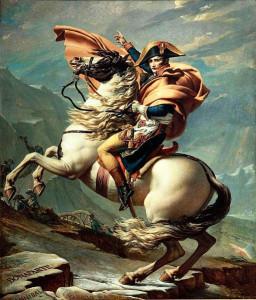 Napoleone alpi, Borodino