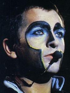 Peter Gabriel progressive