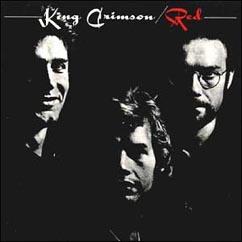 Red King Crimson progressive