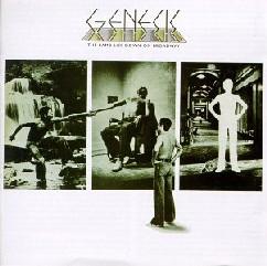 The Lamb Lies Down On Broadway Genesis progressive
