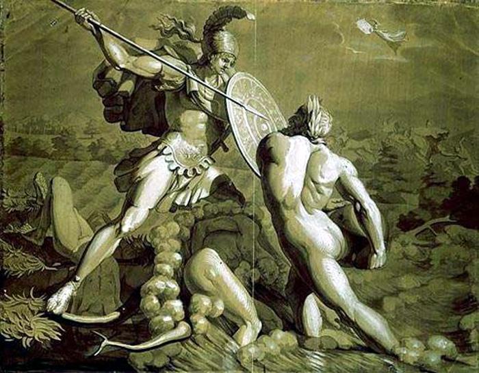 Iliade ed Eneide eroi omerici