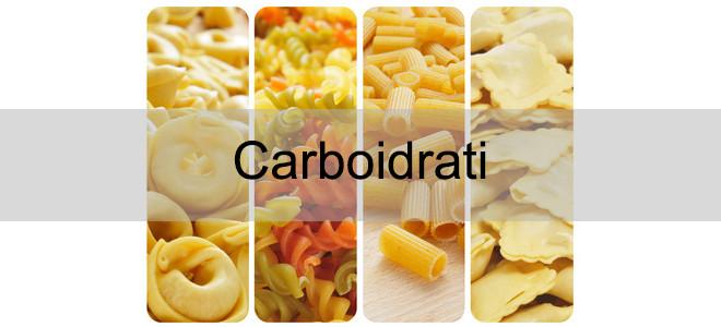 Carboidrati: quali sono le giuste quantità?