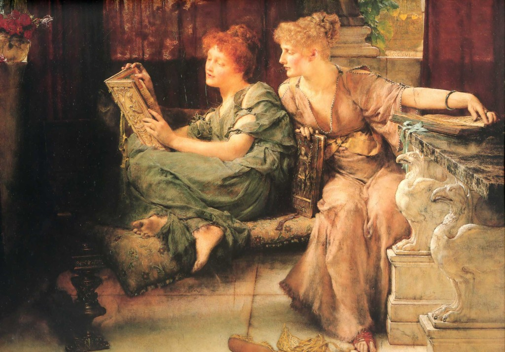 Eroidi, Ovidio