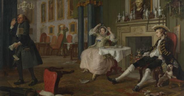matrimonio Hogarth