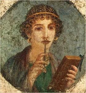 saffo omosessualitànell'Antica Grecia