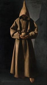 Zurbáran san francesco