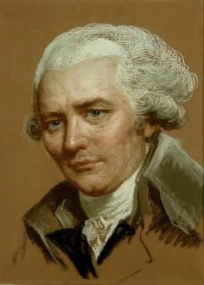 Pierre-Ambroise-Francois Choderlos de Laclos; Joseph Ducreux