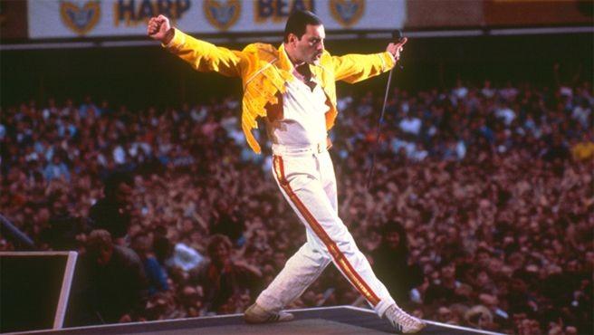 Freddie Mercury Queen Budapest