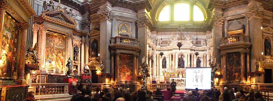 Risultati immagini per Cappella del Tesoro di San Gennaro