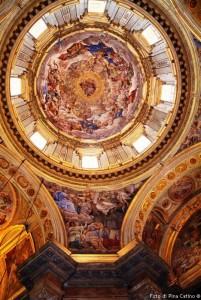 cappella del tesoro di San Gennaro cupola